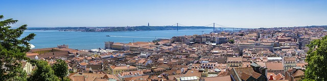 Reizen door Lissabon