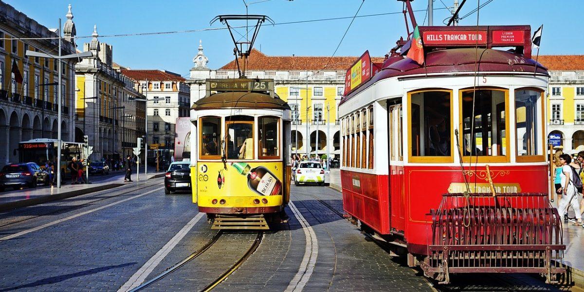Een familievakantie in Lissabon