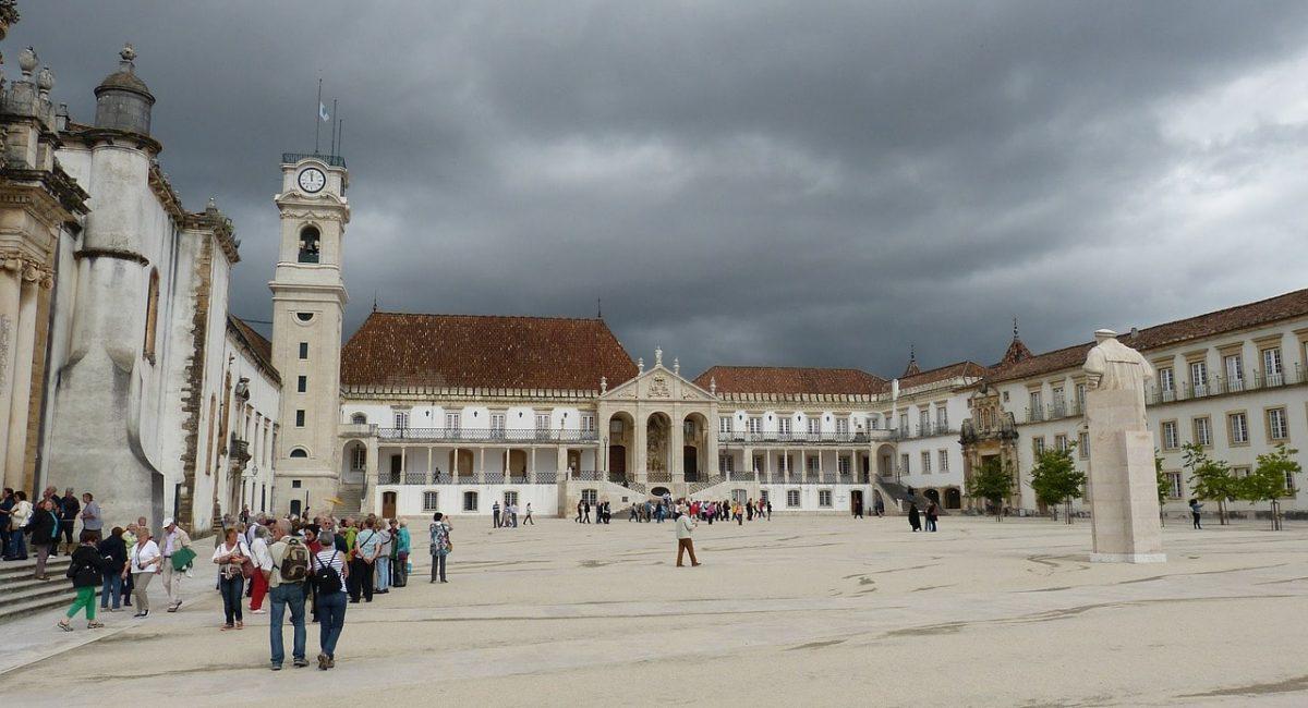 Coimbra Portugal bezienswaardigheden