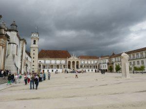 Coimbra - De belangrijkste stad van Midden-Portugal