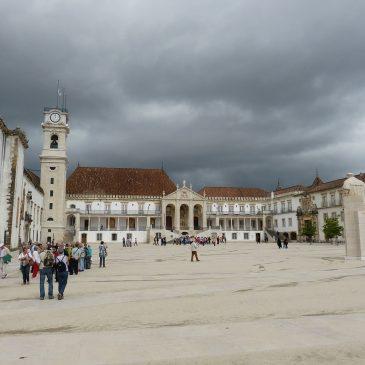 Coimbra – De belangrijkste stad van Midden-Portugal