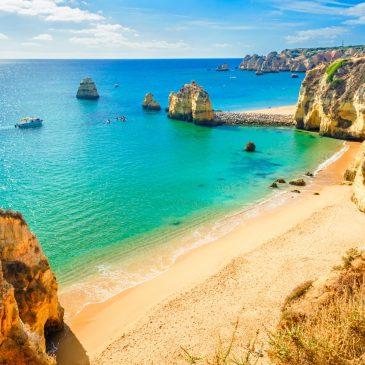 Faro en de prachtige stranden van de Algarve