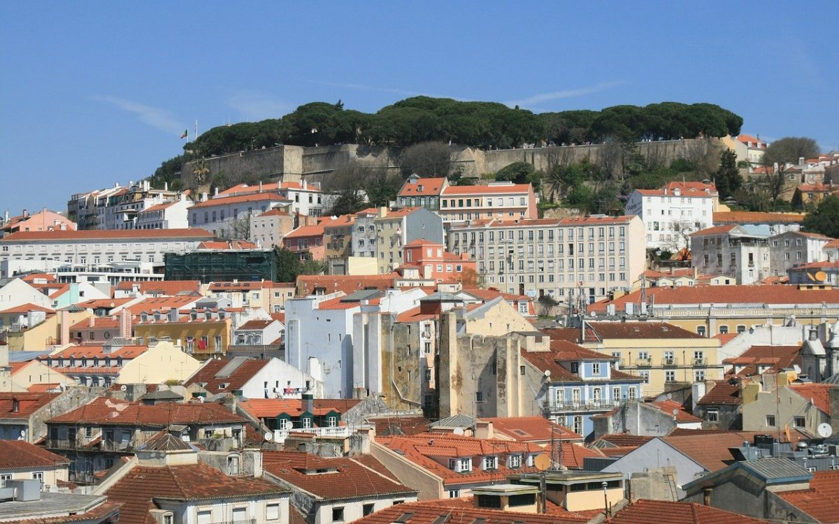 voorbereidingen citytrip Lissabon