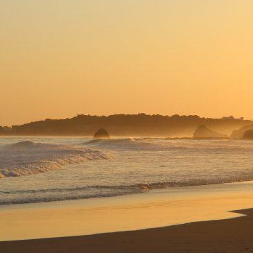 Povoa De Varzim aan de Costa Verde van Portugal